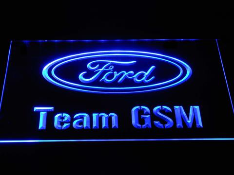 Ford Team GSM LED Neon Sign