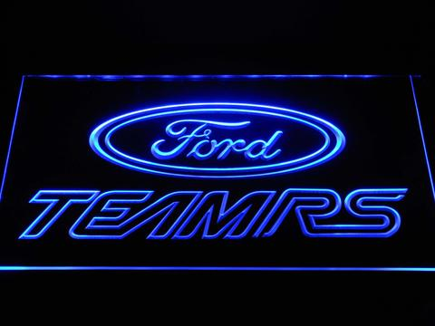 Ford Team RS LED Neon Sign