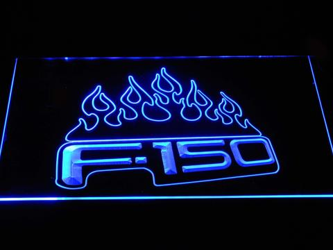 Ford f150 F-150 Flames LED Neon Sign
