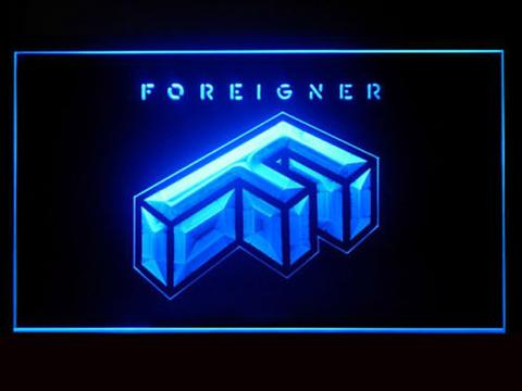 Foreigner LED Neon Sign