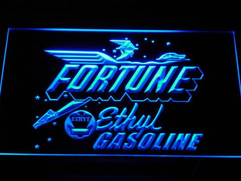 Fortune Ethyl Gasoline LED Neon Sign