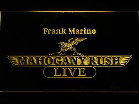 Frank Marino LED Neon Sign