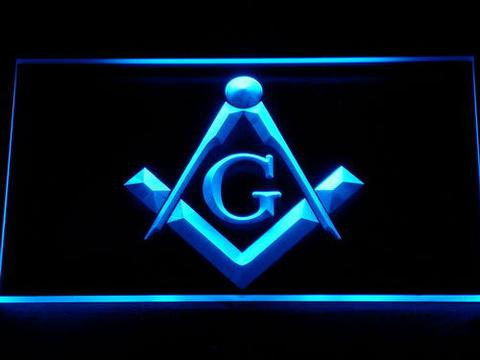 Freemasonry LED Neon Sign