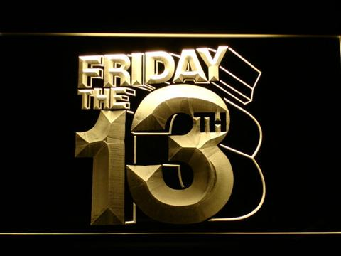 Friday The 13th LED Neon Sign