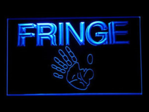 Fringe LED Neon Sign
