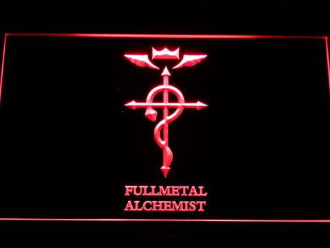 Full Metal Alchemist Flamel's Cross LED Neon Sign