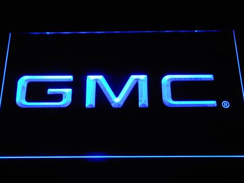 GMC LED Neon Sign