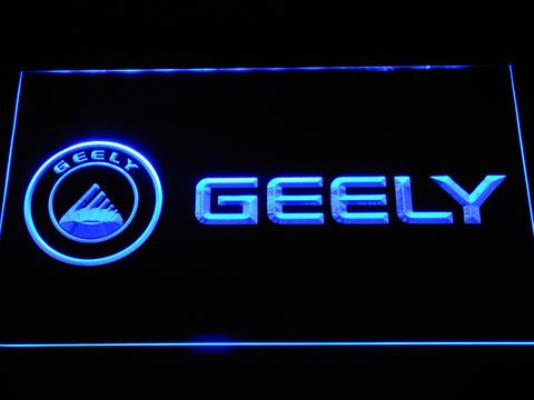 Geely LED Neon Sign