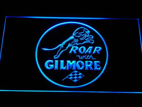 Gilmore Gasoline LED Neon Sign