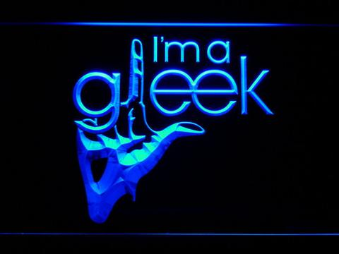 Glee I'm A Gleek LED Neon Sign