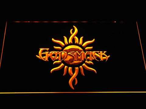 Godsmack Sun Logo LED Neon Sign