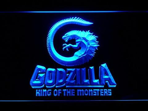 Godzilla King of the Monsters 2 LED Neon Sign
