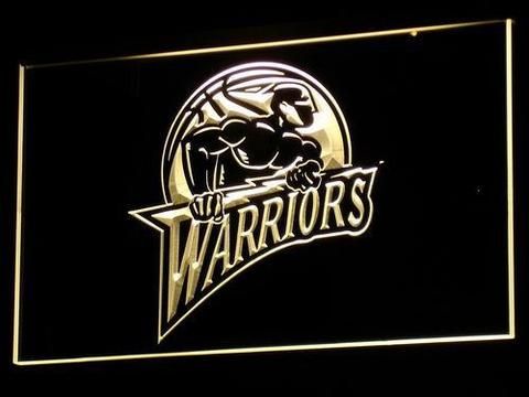 Golden State Warriors LED Neon Sign