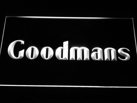 Goodmans LED Neon Sign