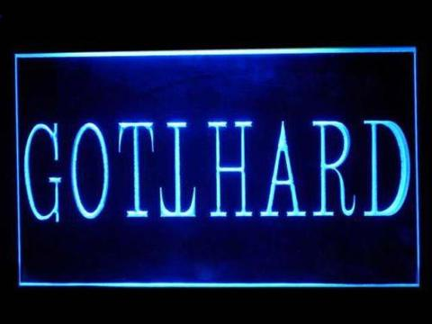 Gotthard 2 LED Neon Sign