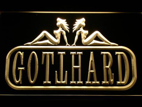 Gotthard LED Neon Sign