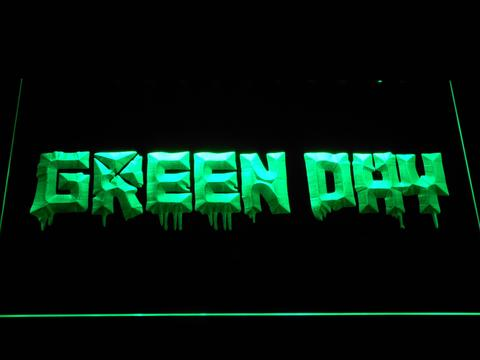 Green Day 21st Century Breakdown LED Neon Sign