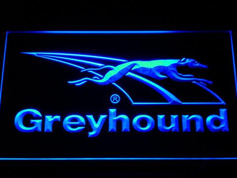 Greyhound LED Neon Sign
