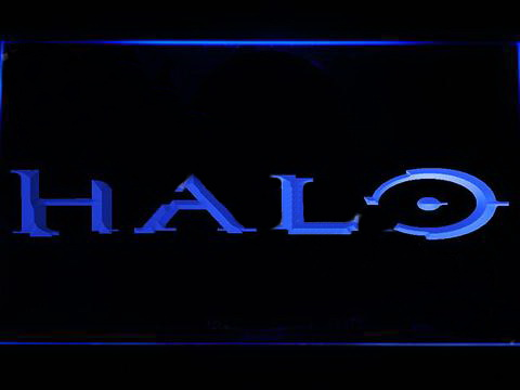 Halo LED Neon Sign