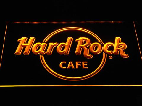 Hard Rock Cafe LED Neon Sign