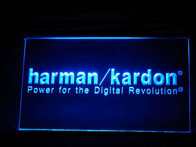 Harman/Kardon LED Light Sign