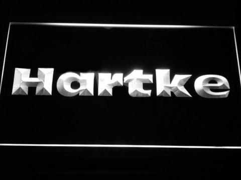 Hartke LED Neon Sign