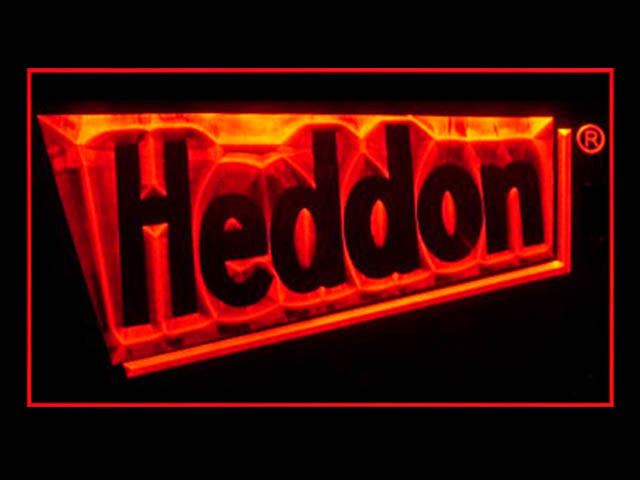 Heddon LED Light Sign