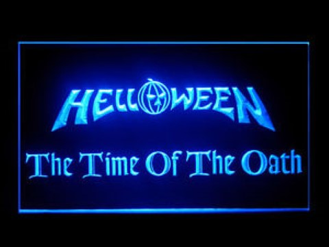 Helloween LED Neon Sign