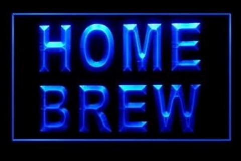Home Brew Beer LED Neon Sign