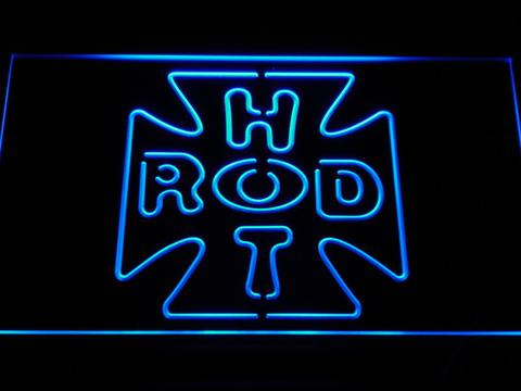 Hot Rod Garage 2 LED Neon Sign