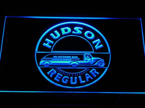 Hudson Hi-Octane Gasoline LED Neon Sign
