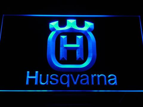 Husqvarna LED Neon Sign