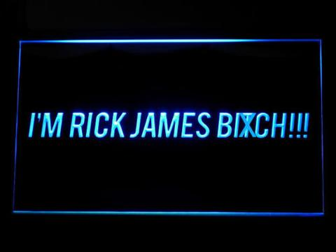 I'M Rick James Bitch LED Neon Sign