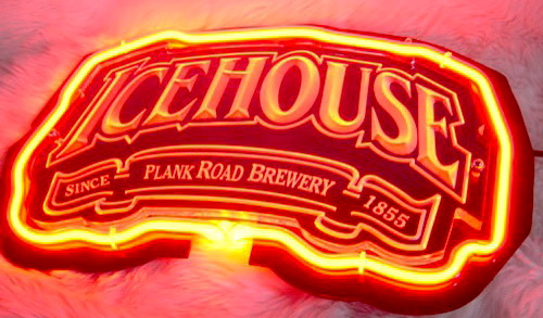 ICEHOUSE Neon Sign