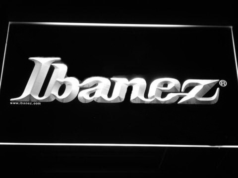 Ibanez LED Neon Sign