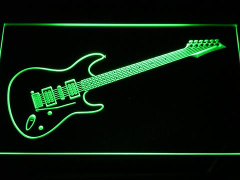 Ibanez Saber S470 LED Neon Sign