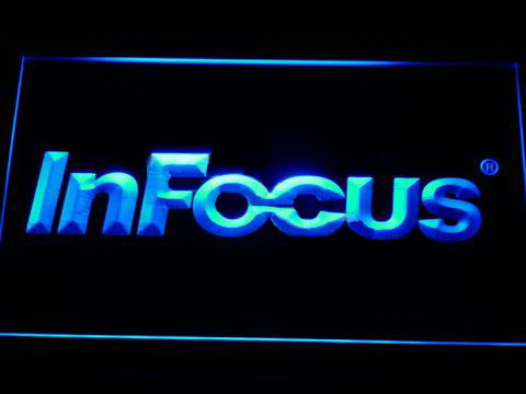 InFocus LED Neon Sign