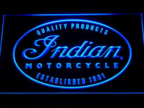 Indian Established 1901 LED Neon Sign