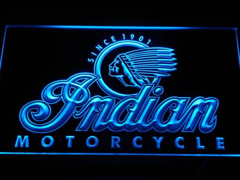 Indian Old Logo LED Neon Sign