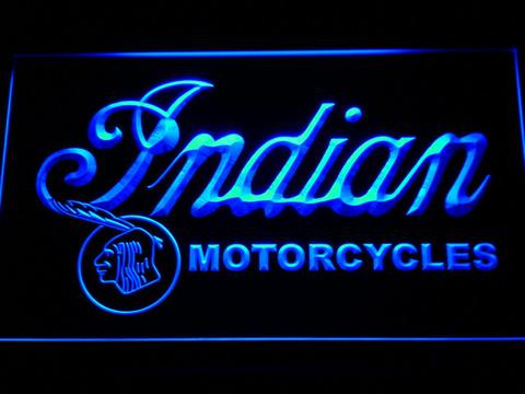 Indian Old Wordmark LED Neon Sign