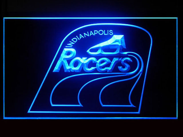 Indianapolis Racers LED Sign
