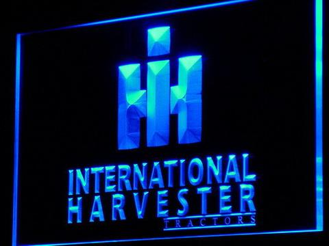 International Harvester Tractors LED Neon Sign