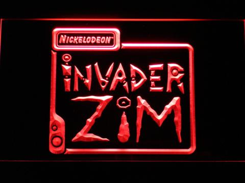 Invader Zim LED Neon Sign