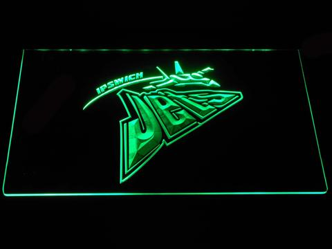 Ipswich Jets LED Neon Sign