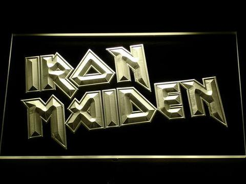 Iron Maiden LED Neon Sign