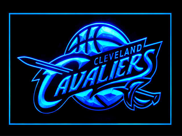 Cleveland Cavaliers Display Shop Neon Light Sign