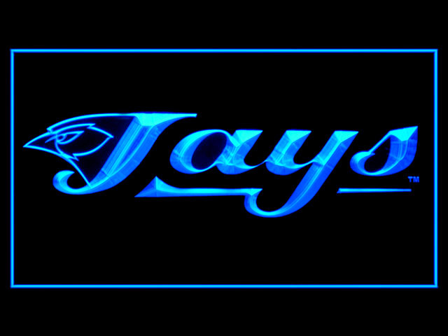 Toronto Blue Jays Sport Display Shop Neon Light Sign
