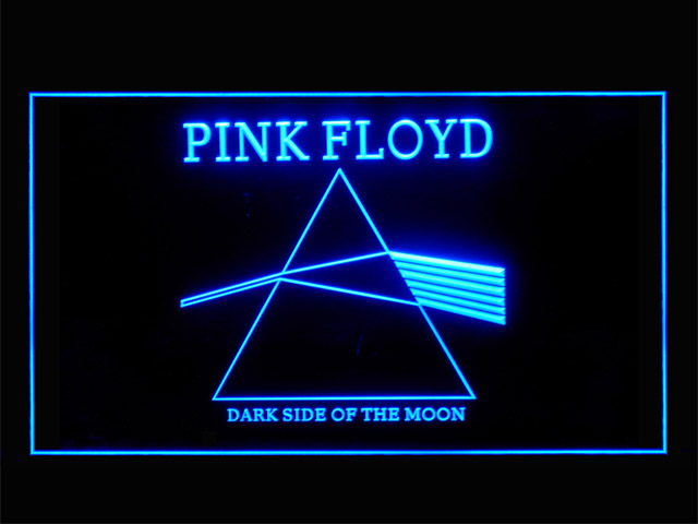 Pink Floyd Display Led Light Sign