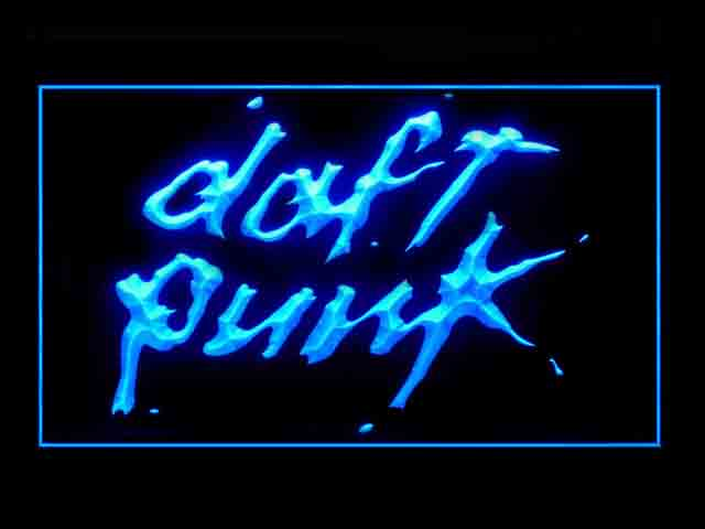 Discovery Daft Punk Display Led Light Sign