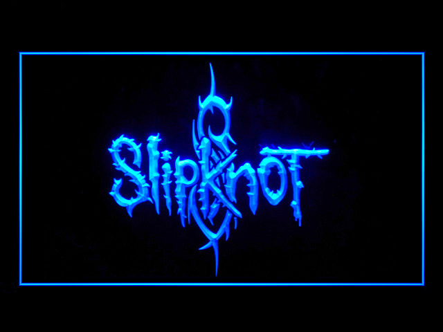 Slipknot Display Led Light Sign